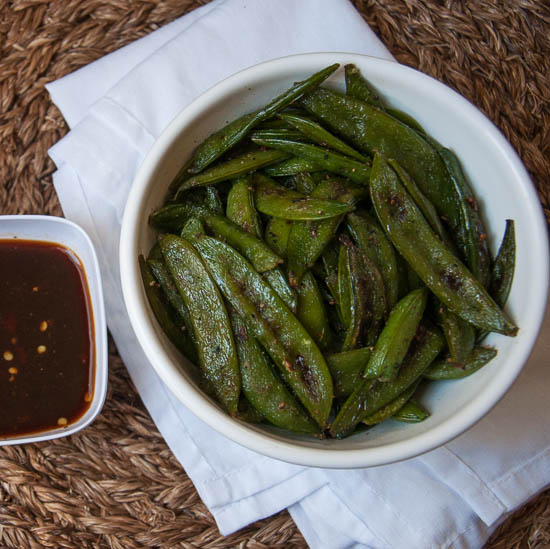 Roasted Sugar Snap Peas-31