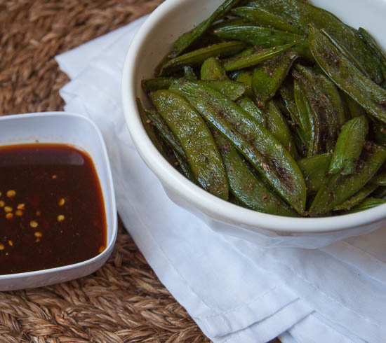 Roasted Sugar Snap Peas-35