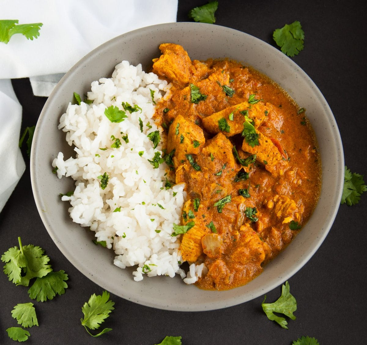 Crock Pot Indian Curry With Chicken