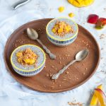 Coconut chia pudding that will make you rethink chia seeds altogether! Its so rich and delicious, you won't believe that its made with natural ingredients.